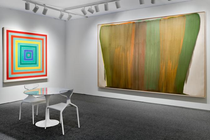 March 4 - 8, 2015 - New York - ADAA: The Art Show - Art Fairs