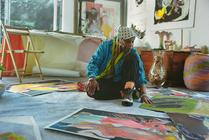 A Painter and Social Activist With an 'Unruly Na...