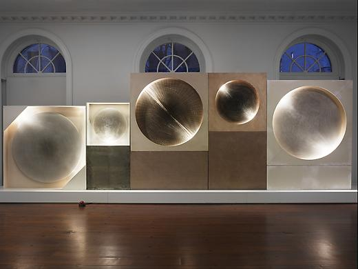 Five Light Disks, Cosmic Vision, 1961-1981nails on...