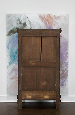 Untitled, 2008mixed media108 x 72 x 24 inches...