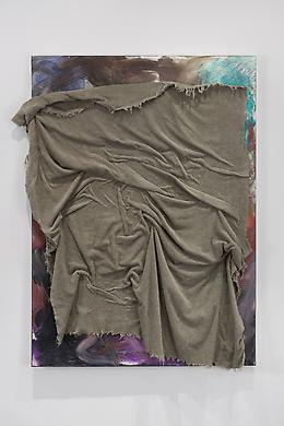 Untitled, 2010mixed media64 x 46 inches...