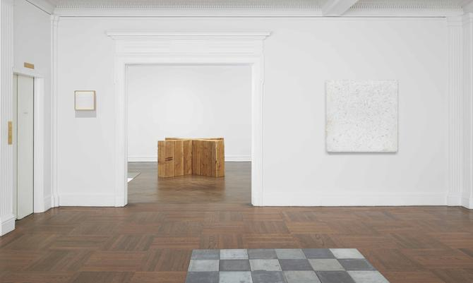 September 9 – December 12, 2015 - In His Time - Carl Andre - Exhibitions