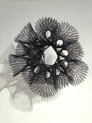 Ruth Asawa Untitled (S.753, Hanging Ten Interlocki...