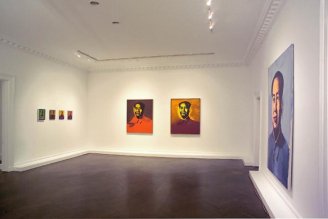 September 7 - October 7, 2006 - Mao - Andy Warhol: - Exhibitions