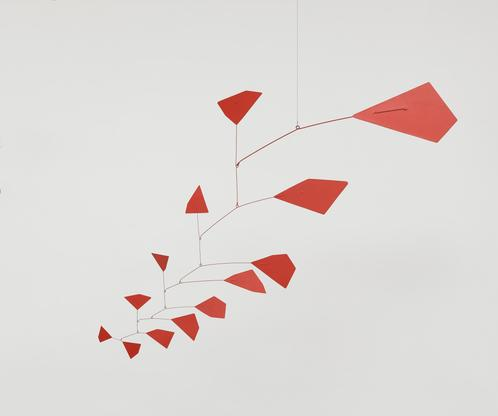Alexander Calder Untitled c. 1952 sheet metal, wir...