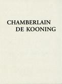 Chamberlain/ de Kooning