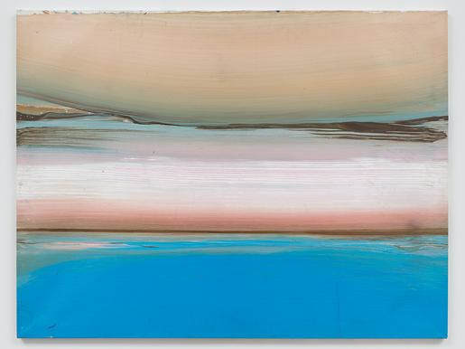 Ed Clark Untitled (Bahia Series) 1991 acrylic on c...