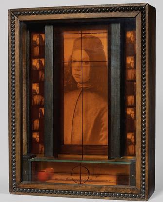 Joseph Cornell Untitled (Medici Series, Pinturicch...