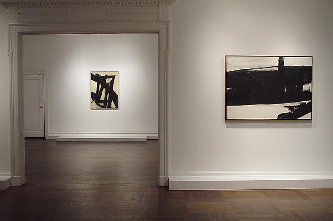April 4 - June 20, 2003 -  - Franz Kline - Exhibitions