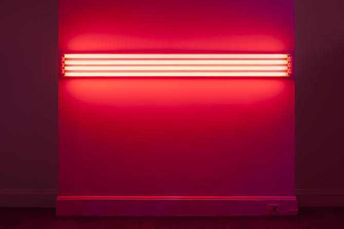 Photos: Tom Powel Imaging, Inc. DAN FLAVIN four re...