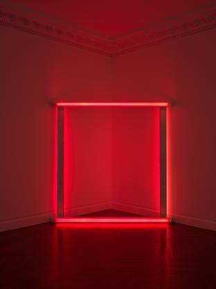 Dan Flavin untitled (to Sabine and Holger) 1966-71...