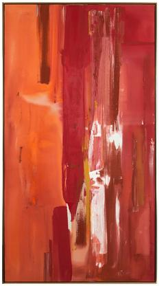 Helen Frankenthaler Untitled 1978 acrylic on canva...