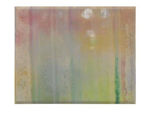 Sam Gilliam Misty 1969 acrylic and dye pigments on...