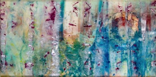 Sam Gilliam Untitled 1970 acrylic on canvas with b...