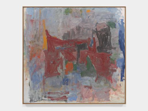 Philip Guston Branch 1956 - 1958 oil on canvas 71...
