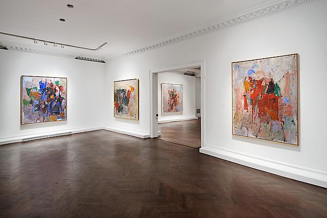 January 15 - February 28, 2009 -  - Philip Guston 1954-1958 - Exhibitions