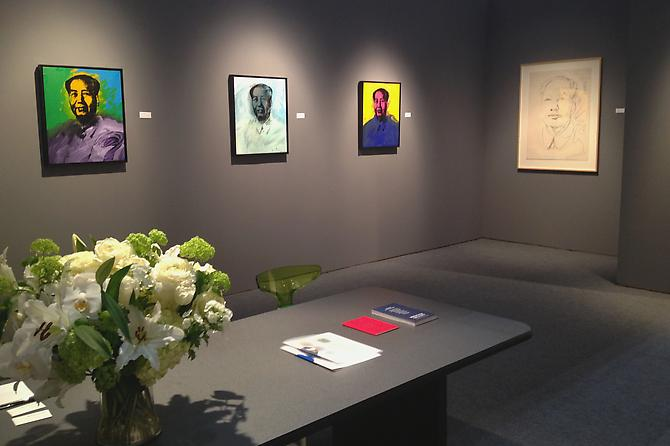 March 6 - 10, 2013 - New York - ADAA: The Art Show - Art Fairs