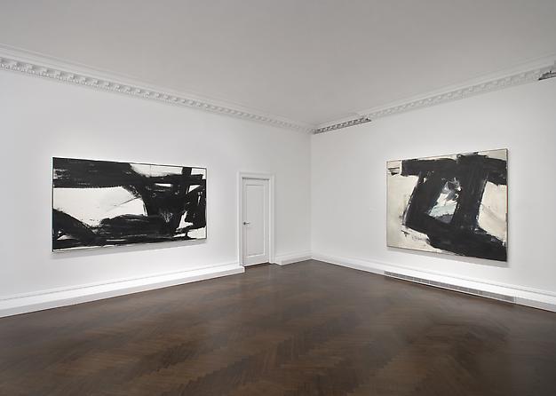 February 8 - March 15, 2008 -  - Franz Kline - Exhibitions
