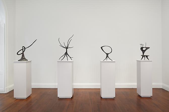 October 25 2012 - February 9 2013 - The Complete Bronzes - Calder: - Exhibitions