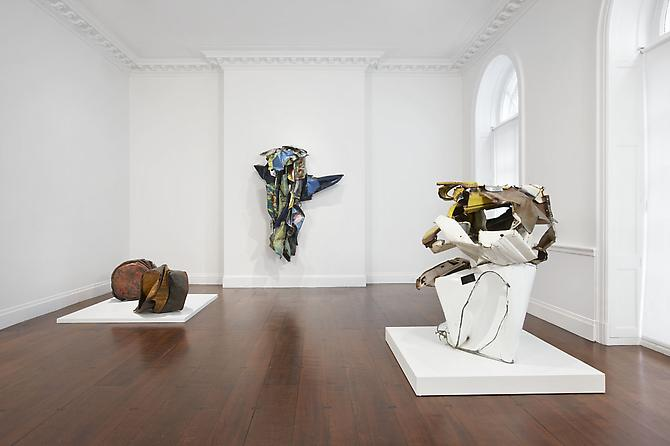 May 5 - July 10, 2009 -  - John Chamberlain: Early Years - Exhibitions