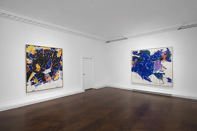 October 15 - December 12, 2009 - 1953 - 1959 - Sam Francis - Exhibitions