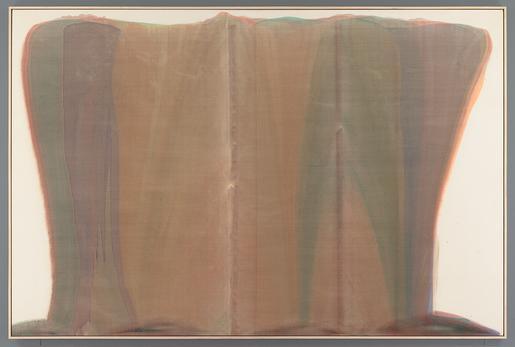 Dawn,1958-59 acrylic resin (Magna) on canvas...