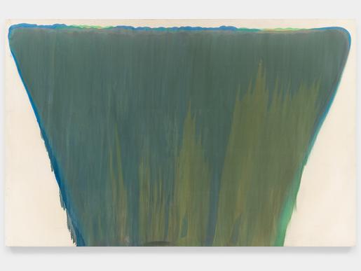 Grotto,1958 acrylic resin (Magna) on canvas...