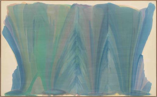 Tet 1958 acrylic resin (Magna) on canvas 94 1/8 x...