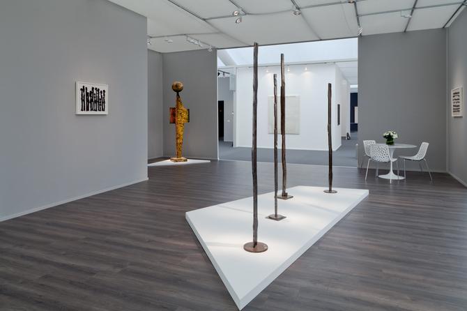 October 15 - 19, 2014 - London - Frieze Masters - Art Fairs