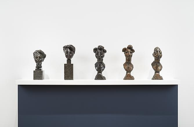 April 24 - June 7, 2014 - Bronze in the XXth Century - Casting Modernity: - Exhibitions