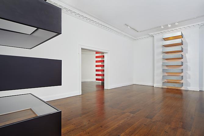 September 26 - December 14, 2013 - Stacks - Donald Judd - Exhibitions