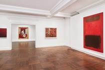 Reds Exhibition Installation View