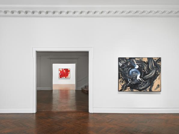 February 10 - April 11, 2015 -  - Kazuo Shiraga - Exhibitions