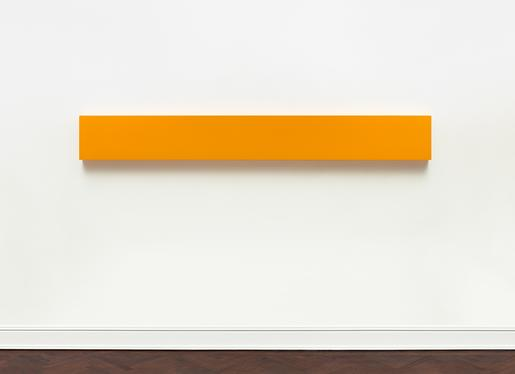 John McCracken Untitled 1972 lacquer on wood 12 x...