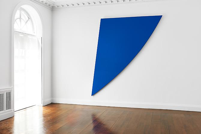 April 18 - June 8, 2013 - Singular Forms 1966 - 2009 - Ellsworth Kelly - Exhibitions