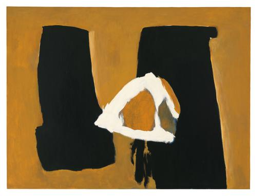 Robert Motherwell Afternoon in Barcelona 1958 acry...