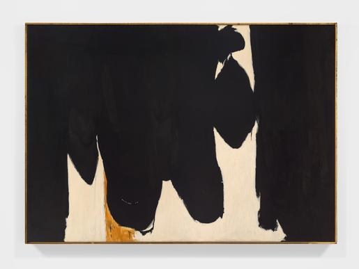 Robert Motherwell Diary of a Painter 1958 oil and...