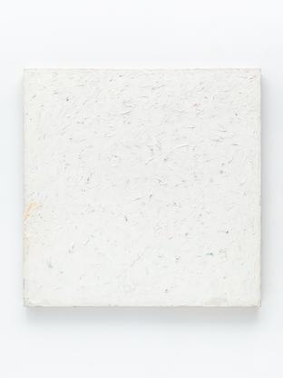 Robert Ryman Untitled 1960 oil on canvas 48 x 48 i...