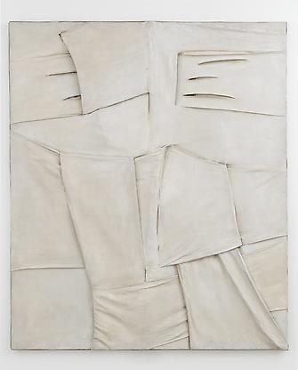 Salvatore Scarpitta, Untitled, 1958, bandage and m...