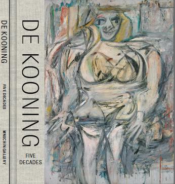 - Five Decades - De Kooning - Publications