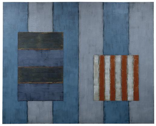 Sean Scully A Bedroom in Venice 1988 oil on canvas...