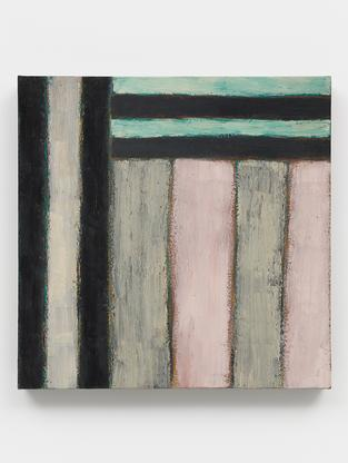 Sean Scully Every Night 1984 oil on canvas 30 x 30...