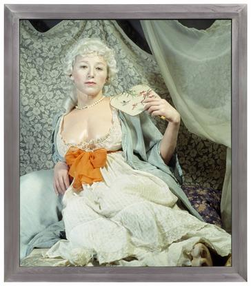 Cindy Sherman Untitled #193 1989 chromogenic color...