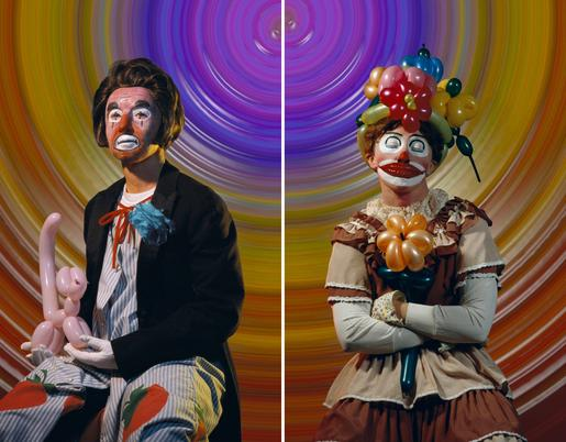 Cindy Sherman Untitled #420 2004 diptych, chromoge...