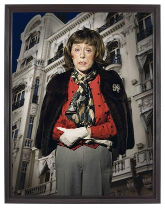Cindy Sherman Untitled #468 2008 chromogenic color...
