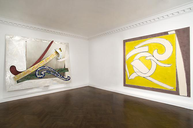 December 18 2009 - January 30 2010 - Exotic Birds, 1976 - Frank Stella - Exhibitions