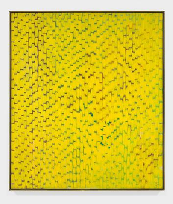 Alma Thomas Forsythia Among Spring Flowers 1972 ac...