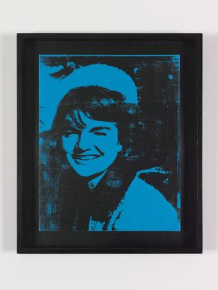 Andy Warhol,Jackie,1964 synthetic poly...