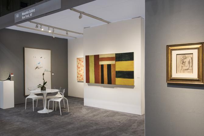 March 2 - 6, 2016 - New York - ADAA: The Art Show - Art Fairs