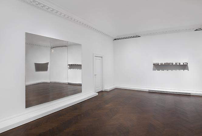 October 4 - December 10, 2011 - Three Works - Dan Flavin - Exhibitions